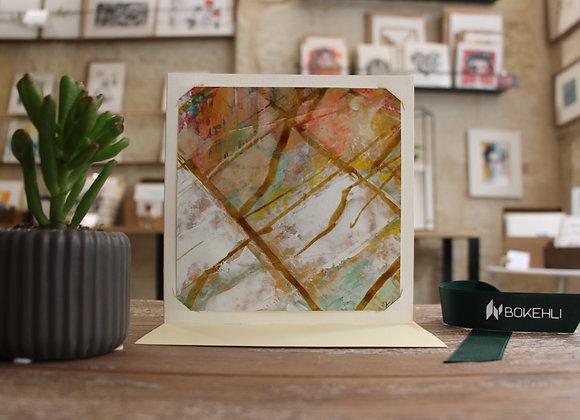 """BORDEAUX MERLOT 10"" Peinture by ART KELLY ALLISON"
