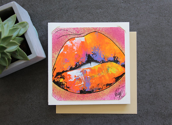 """OEUVRE 8"" Peinture by JULIE GALIAY"