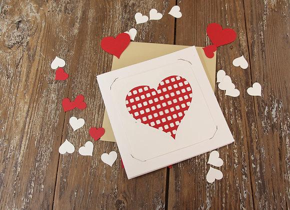 """"""" LOVE 1"""" Création en papercut by MISS ONNAE"""