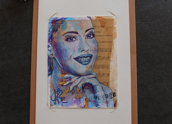 """""""VERA"""" Peinture by AIMERE"""