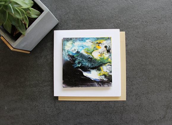 """OEUVRE 29""Peinture by STELIANA MOCANU"