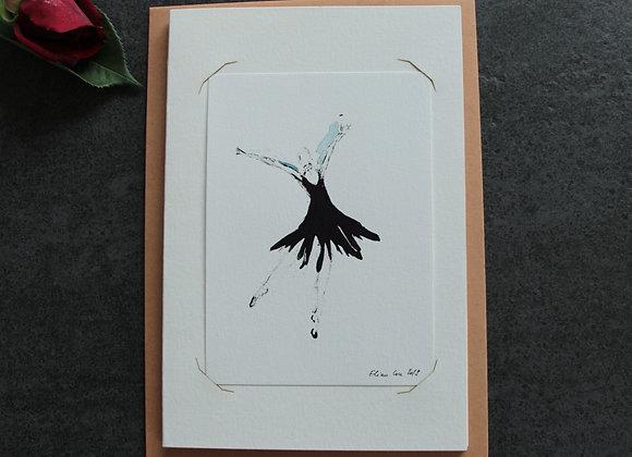 """OEUVRE 6""Dessin à l'encre by MARCELA ZEMANOVA"