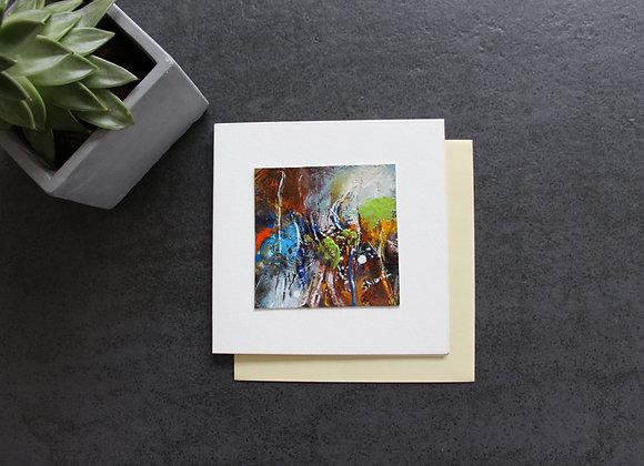 """OEUVRE 24""Peinture by STELIANA MOCANU"