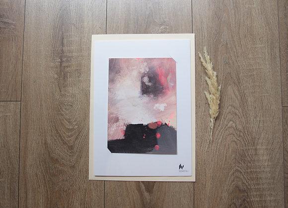 """""""PAYSAGE #8"""" Peinture de ESTELLE SERE"""