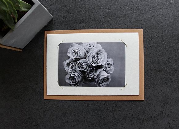 """ROSA 2"" Photo noir et blanc by SANDRA HYGONNENC"
