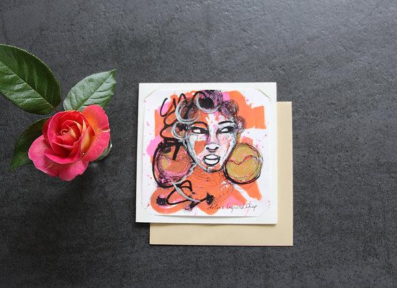 """DESSIN 14"" Dessin marqueur et stylo by DOLINE LEGRAND DIOP"