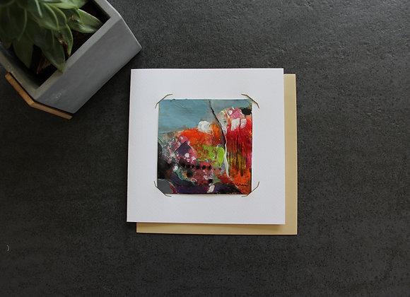"""OEUVRE 28""Peinture by STELIANA MOCANU"