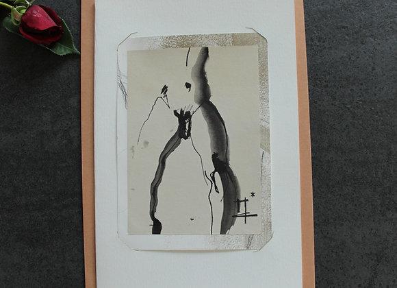 """HOME SEXY HOME"" Encre de chine by MARIE COLIGNON"