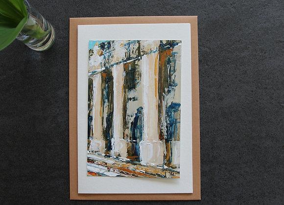 """STRENGTH"" Oeuvre by ART KELLY ALLISON"
