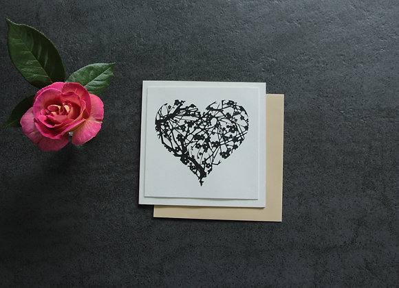 """""""CORAZON 01"""" Papercut by MISS ONNAE"""