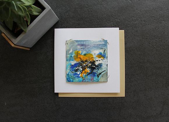 """OEUVRE 3""Peinture by STELIANA MOCANU"