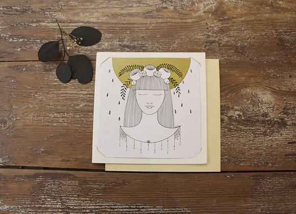 """""""LARMES DE LUNE"""" Illustration by NOH-LIM"""