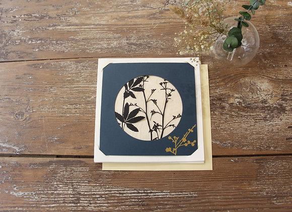 """O VEGETAL 30"" Papercut by MISS ONNAE"