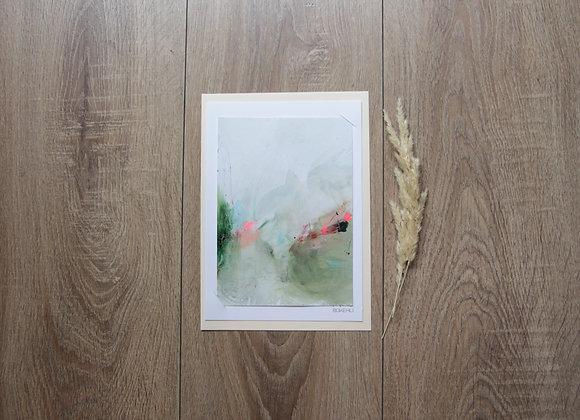 """""""PAYSAGE #13"""" Peinture de ESTELLE SERE"""