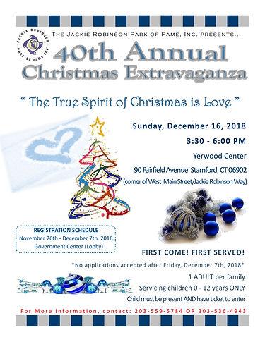 2018 flyer JRPOF 40th Christmas Extravag