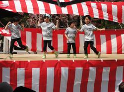Hip Hop Dance with zerosen kids