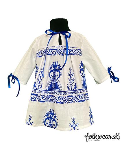 Detské folklórne šaty