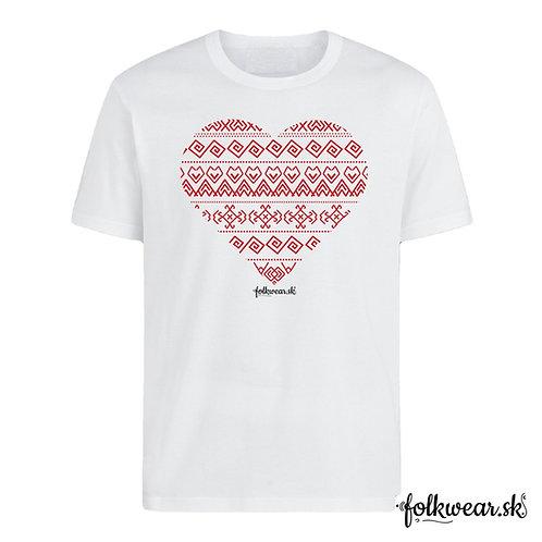 Detské tričko s folklórnym motívom #2
