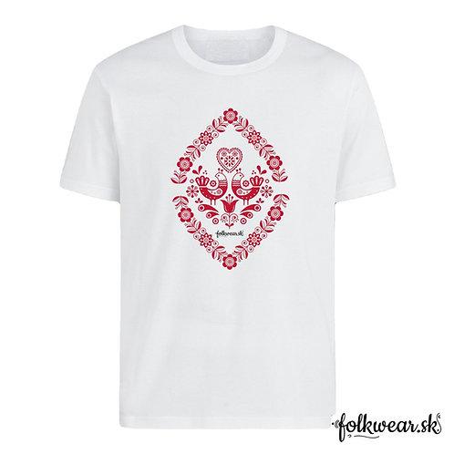 Pánske tričko s folklórnym motívom #3