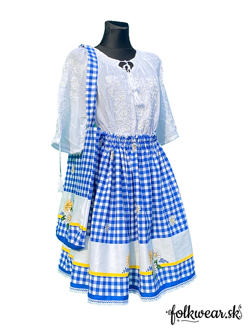 Komplet (sukňa + blúzka+taška)