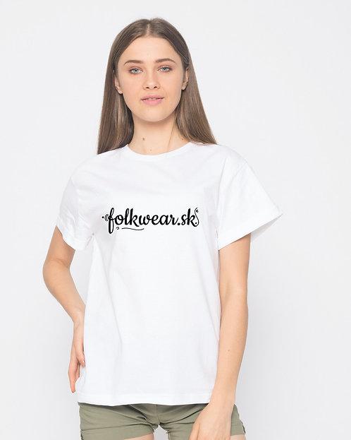 Tričko folkwear
