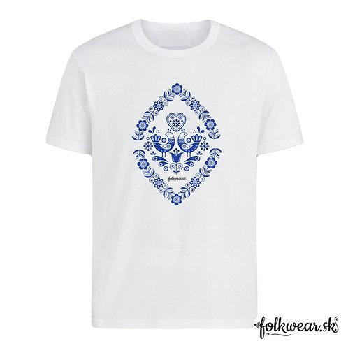 Pánske tričko s folklórnym motívom #4