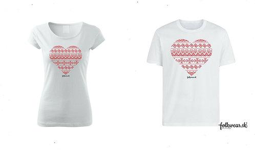 Set tričko on&ona #2