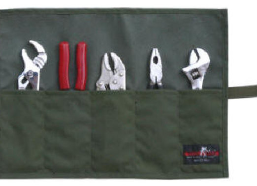 Deluxe 5 Pocket ToolRoll #10200