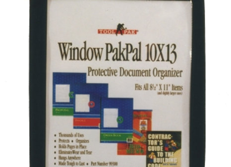Window PakPal 10X13 #99300