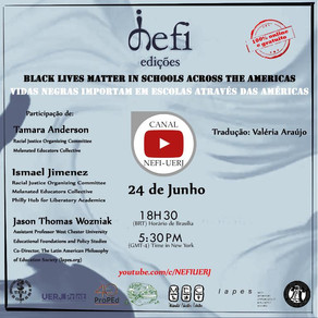 Black Lives Matter in Schools Across the Americas
