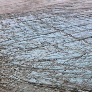 Antarctic Scars