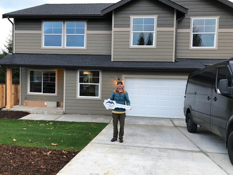 Another home purchase with Chehalis Valley Realty