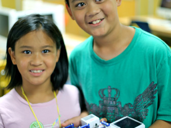 Mobile Tech Camp 2015: Summer Camp for Upcoming 3rd - 6th Graders