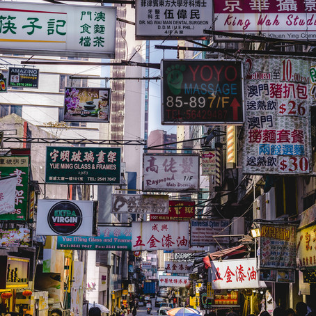 Which Language Should You Learn? Chinese, Japanese and Korean