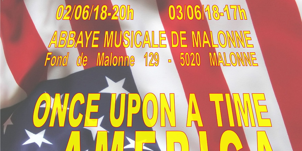 Once upon a time... AMERICA (1)