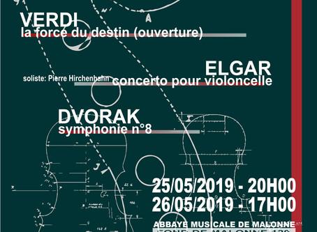 VERDI / ELGAR / DVORAK