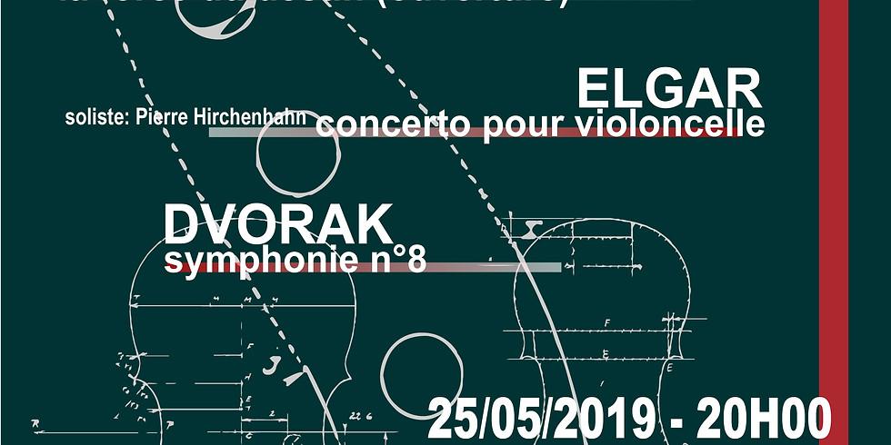 Concert Terra Nova - VERDI / ELGAR / DVORAK