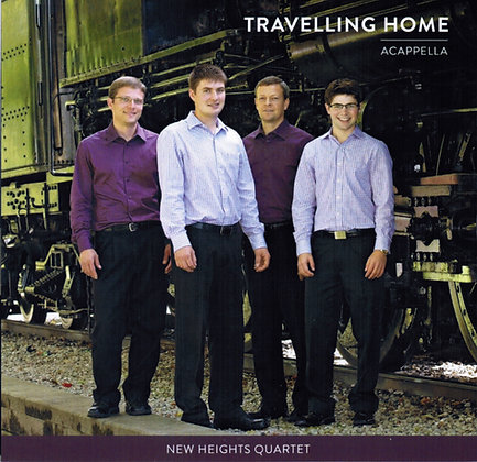 CD 3: Travelling Home (2014)