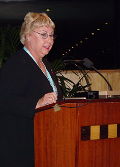 Judy Boothby, RDHAP