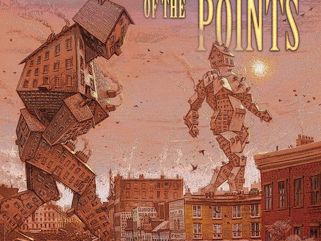 Fallen Giants of the Points, by Alan M. Clark: A Review
