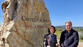 Castello di Ama, Gaiole in Chianti, Siena, Tuscany