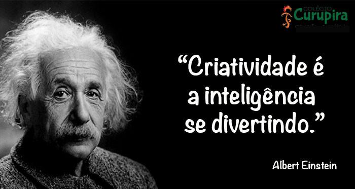 criatividade e inteligència - Colegio em Garopaba