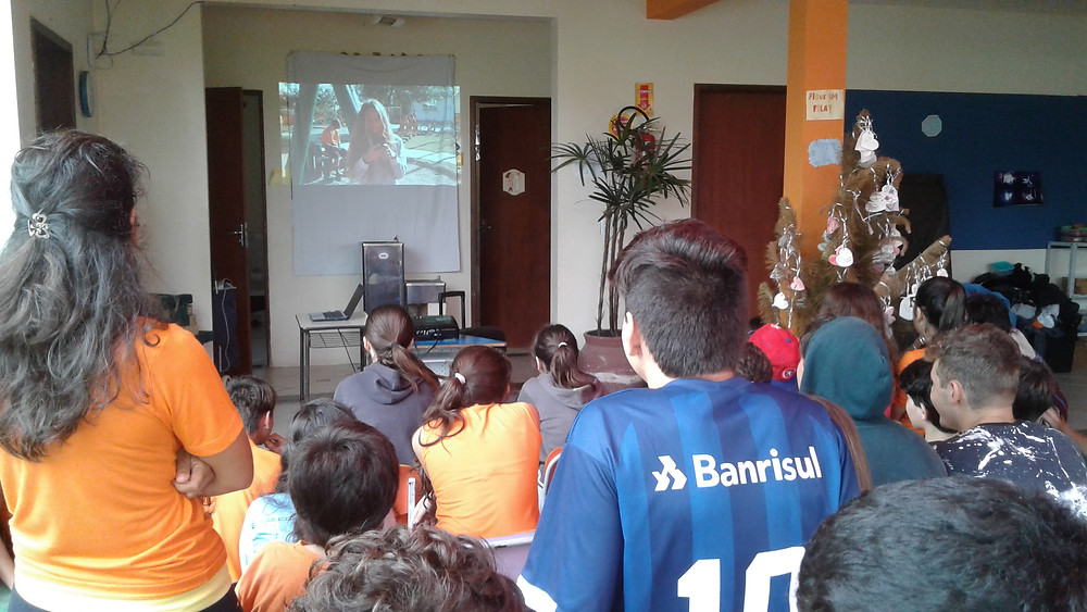 Curso Cidadania Digital em Colegio Curupira - Santa Catarina Brasil