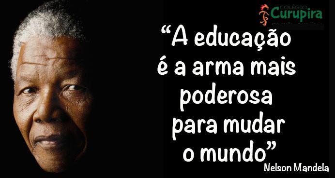 Frases Colegio Escola Curupira em Garopaba - Santa Catarina