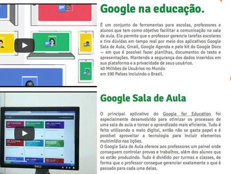 Google na educação