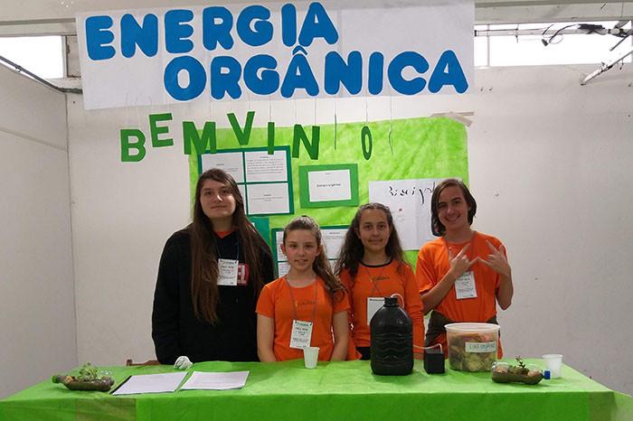 Biodigestor: fonte de matéria renovável