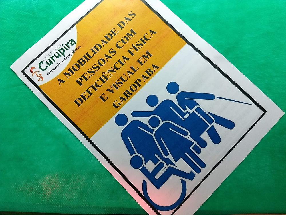 Como pessoas que possuem mobilidade reduzida se movimentam em Garopaba