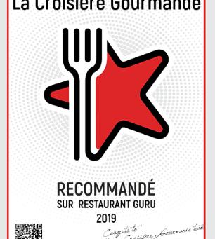 La Croisière Gourmande recommandée sur Restaurant Guru