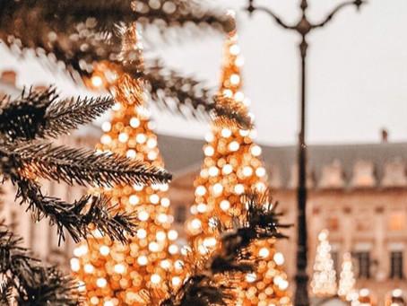 Profitez des illuminations de Noël à Paris