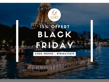 -15% pour le Black Friday